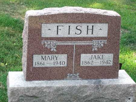 FISH, JAKE - Benton County, Iowa | JAKE FISH
