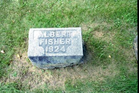 FISHER, ALBERT - Benton County, Iowa | ALBERT FISHER