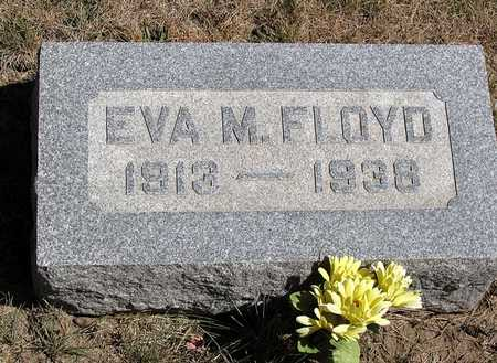 FLOYD, EVA M. - Benton County, Iowa | EVA M. FLOYD