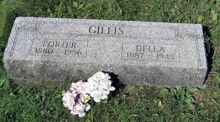 GILLIS, DELLA - Benton County, Iowa | DELLA GILLIS