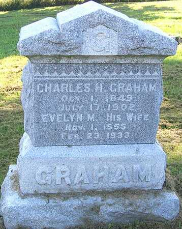 GRAHAM, CHARLES H. - Benton County, Iowa | CHARLES H. GRAHAM