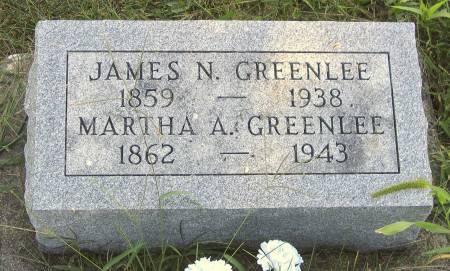 GREENLEE, MARTHA ANN - Benton County, Iowa | MARTHA ANN GREENLEE