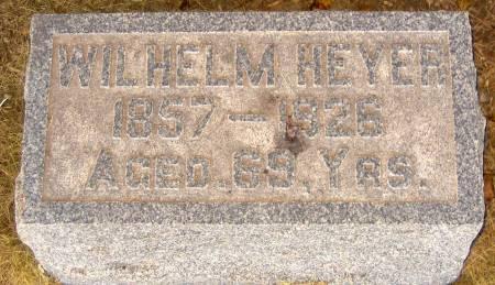 HEYER, WILHELM - Benton County, Iowa | WILHELM HEYER