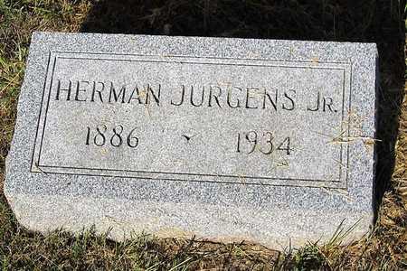 JURGENS, HERMAN JR. - Benton County, Iowa | HERMAN JR. JURGENS