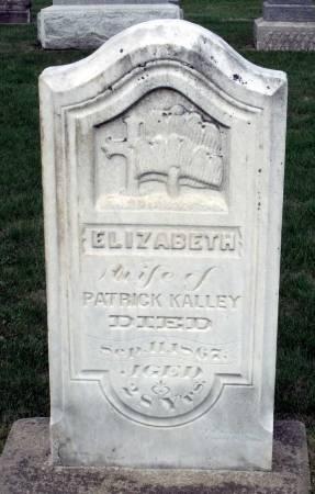 KALLEY, ELIZABETH - Benton County, Iowa | ELIZABETH KALLEY