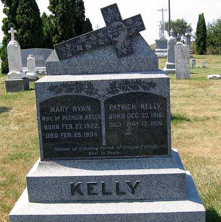 RYAN KELLY, MARY - Benton County, Iowa | MARY RYAN KELLY