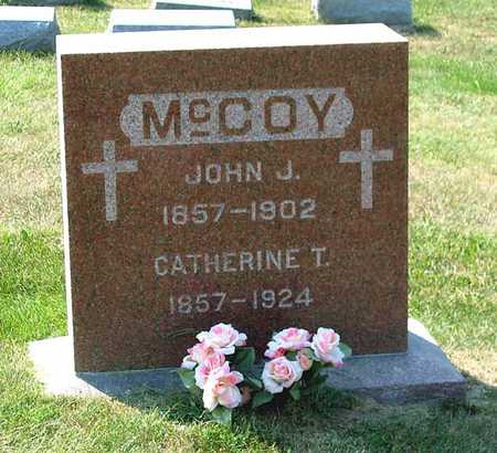 MCCOY, CATHERINE T. - Benton County, Iowa | CATHERINE T. MCCOY