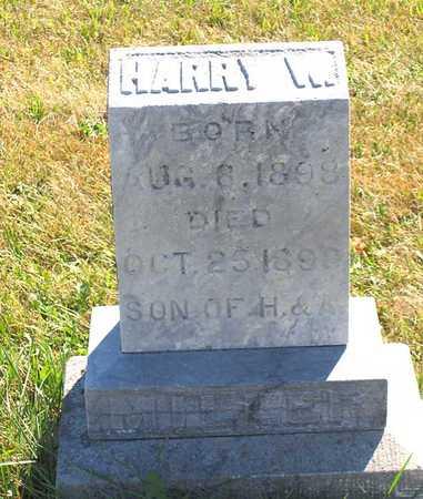 MILLER, HARRY W. - Benton County, Iowa | HARRY W. MILLER