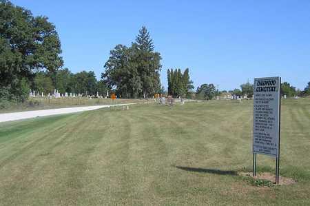 OAKWOOD, CEMETERY - Benton County, Iowa   CEMETERY OAKWOOD