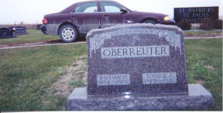 OBERREUTER, LOUISE - Benton County, Iowa | LOUISE OBERREUTER