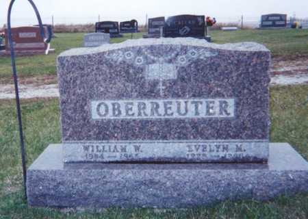 OBERREUTER, WILLIAM WILFRED - Benton County, Iowa | WILLIAM WILFRED OBERREUTER