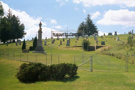 PLEASANT HILL, CEMETERY - Benton County, Iowa | CEMETERY PLEASANT HILL