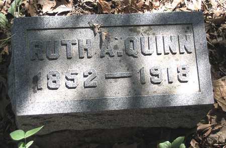 QUINN, RUTH A. - Benton County, Iowa | RUTH A. QUINN
