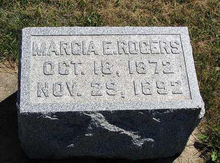 ROGERS, MARCIA E. - Benton County, Iowa | MARCIA E. ROGERS