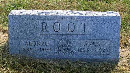 ROOT, ANNA - Benton County, Iowa | ANNA ROOT