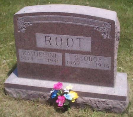 ROOT, KATHERINE - Benton County, Iowa | KATHERINE ROOT