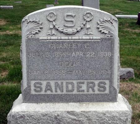 SANDERS, DELIA - Benton County, Iowa | DELIA SANDERS