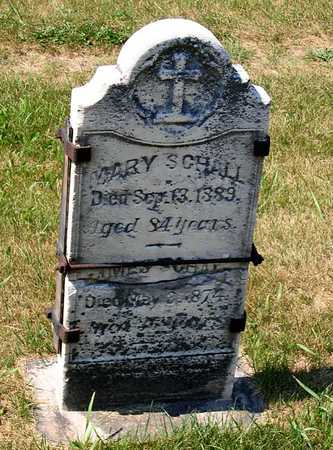 SCHALL, MARY - Benton County, Iowa | MARY SCHALL
