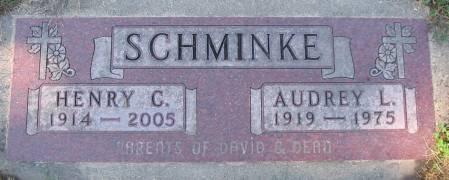 SCHMINKE, HENRY C - Benton County, Iowa | HENRY C SCHMINKE