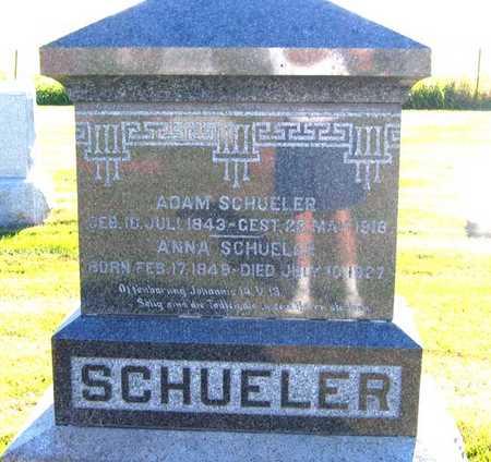 SCHUELER, ADAM - Benton County, Iowa | ADAM SCHUELER