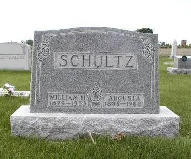 SCHULTZ, WILLIAM H. - Benton County, Iowa | WILLIAM H. SCHULTZ