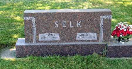SELK, MARTHA - Benton County, Iowa | MARTHA SELK