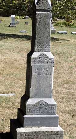 SPENCER, ELLEN - Benton County, Iowa | ELLEN SPENCER