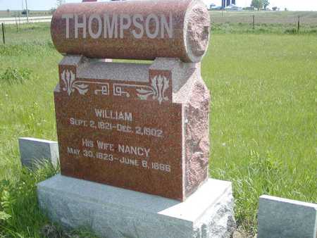 THOMPSON, NANCY - Benton County, Iowa | NANCY THOMPSON