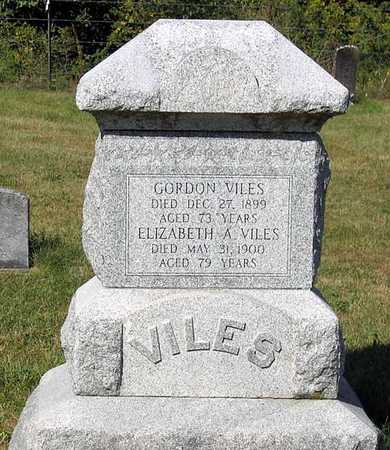 VILES, GORDON - Benton County, Iowa | GORDON VILES