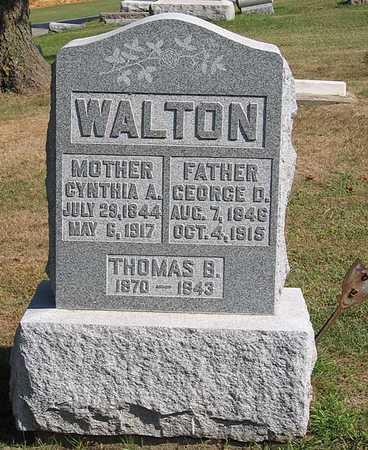 WALTON, THOMAS B. - Benton County, Iowa | THOMAS B. WALTON