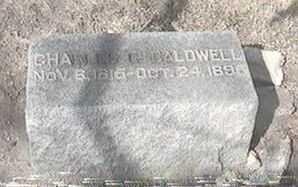 BALDWELL, CHARLES - Black Hawk County, Iowa | CHARLES BALDWELL