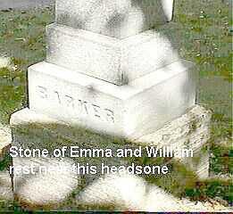 BARKER, EMMA - Black Hawk County, Iowa | EMMA BARKER