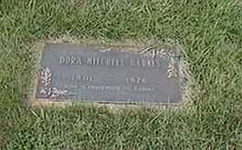 BARNES, DORA MITCHELL - Black Hawk County, Iowa | DORA MITCHELL BARNES