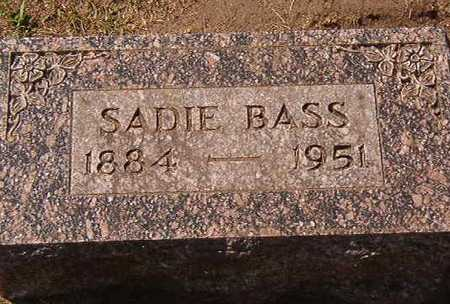 BASS, SADIE - Black Hawk County, Iowa | SADIE BASS