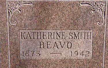 SMITH BEAVO, KATHERINE - Black Hawk County, Iowa | KATHERINE SMITH BEAVO