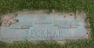 BECKMAN, MINNIE - Black Hawk County, Iowa | MINNIE BECKMAN