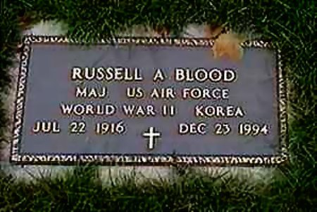 BLOOD, RUSSELL A. - Black Hawk County, Iowa | RUSSELL A. BLOOD