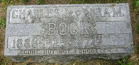 BOCK, CHARLES JR. - Black Hawk County, Iowa | CHARLES JR. BOCK