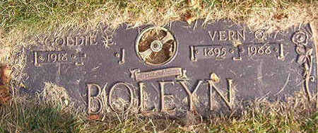 BOLEYN, VERN O. - Black Hawk County, Iowa | VERN O. BOLEYN