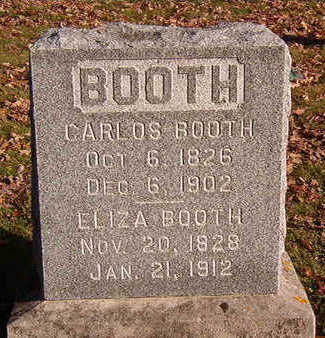 BOOTH, ELIZA - Black Hawk County, Iowa | ELIZA BOOTH