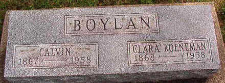 BOYLAN, CALVIN - Black Hawk County, Iowa | CALVIN BOYLAN
