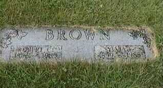 BROWN, ROBERT - Black Hawk County, Iowa | ROBERT BROWN