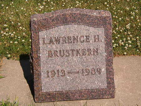 BRUSTKERN, LAWRENCE H. - Black Hawk County, Iowa | LAWRENCE H. BRUSTKERN