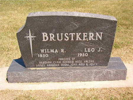 BRUSTKERN, WILMA - Black Hawk County, Iowa | WILMA BRUSTKERN