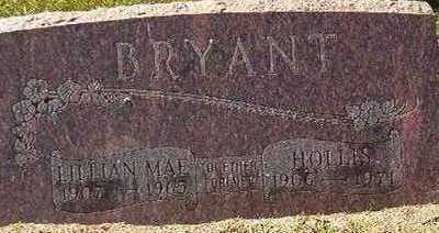 BRYANT, HOLLIS - Black Hawk County, Iowa | HOLLIS BRYANT