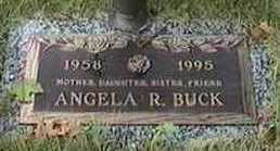 BUCK, ANGELA R. - Black Hawk County, Iowa | ANGELA R. BUCK