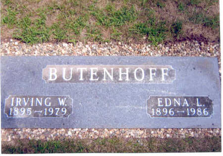 BUTENHOFF, IRVING - Black Hawk County, Iowa | IRVING BUTENHOFF