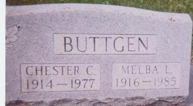 BUTTGEN, MELBA - Black Hawk County, Iowa | MELBA BUTTGEN