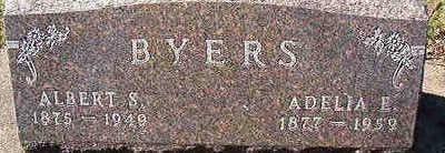 BYERS, ALBERT S. - Black Hawk County, Iowa | ALBERT S. BYERS