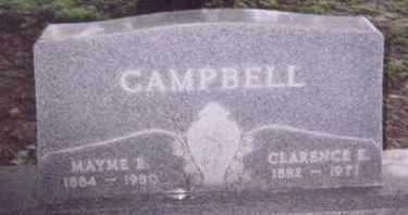 CAMPBELL, CLARENCE E, - Black Hawk County, Iowa | CLARENCE E, CAMPBELL